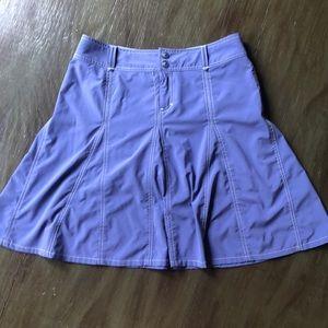 Athleta lilac purple skort